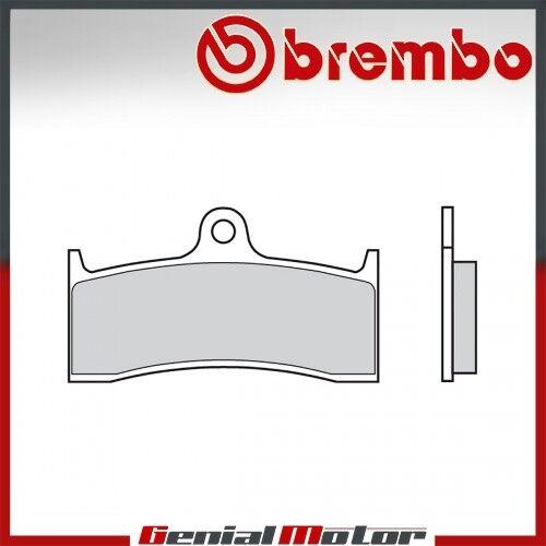 Plaquettes Brembo Frein Anterieures RC pour Buell S3 THUNDERBOLT 1200 1998 2002