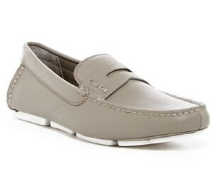 c3e7a7d2310 Image is loading Calvin-Klein-Shoes-Martyn-Tumbled-Leather-Sizes-10-