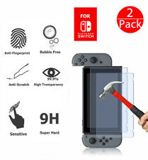 amFilm Tempered Glass Screen Protector for Nintendo Switch (Pack of 2)