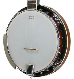 Demo-5-String-Jameson-Banjo-Full-Size-with-Geared-5th-Tuner-Closed-Back-2nd-Used