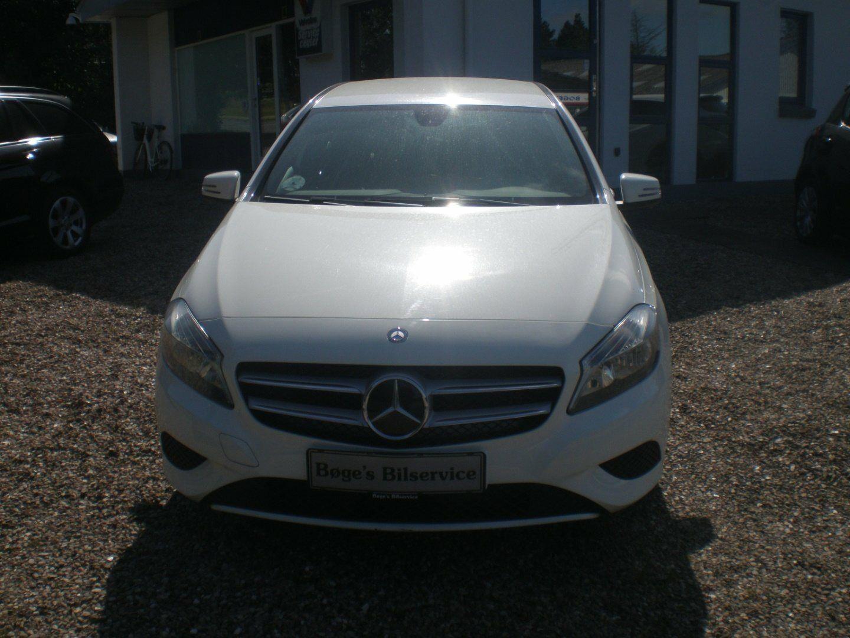 Mercedes A200 1,8 CDi Urban 5d - 169.500 kr.