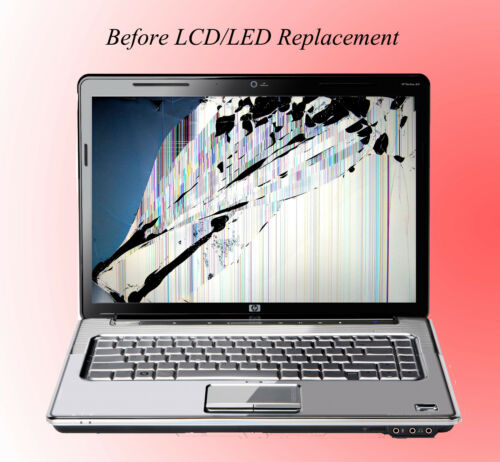 HP DV7 3173nr 3174ca 3174nr 3180us 3183cl Broken LCD Replacement Repair Service