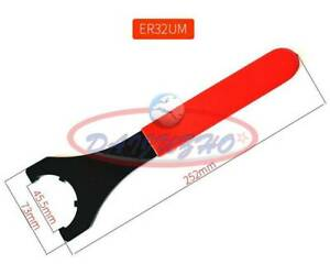ER32UM Wrench for Clamping Nut CNC Milling Lathe Precision Spanner US