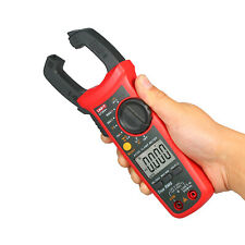 Uni T Ut204 6000 Counts Digital Clamp Meter True Rms Multimeter Ammeter Acdc