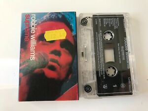 Supreme-Robbie-Williams-Cassette-Tape-Single