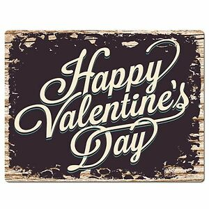 Image Is Loading PP3721 Rustic Happy Valentine 039 S Day Gift