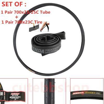 1Pair of KENDA K191 700 x 23C 60 TPI Ultralight Road Bike Tires Accessorie