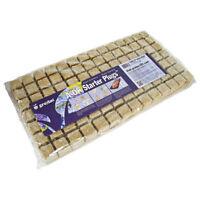 Grodan 1.5 X 1.5 Inch 6 / 12 / 48 Cubes -stone Rock Wool A Ok 1 Starter Plugs