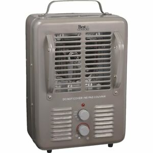 2 Pack Best Comfort Commercial Milkhouse Heater 6201