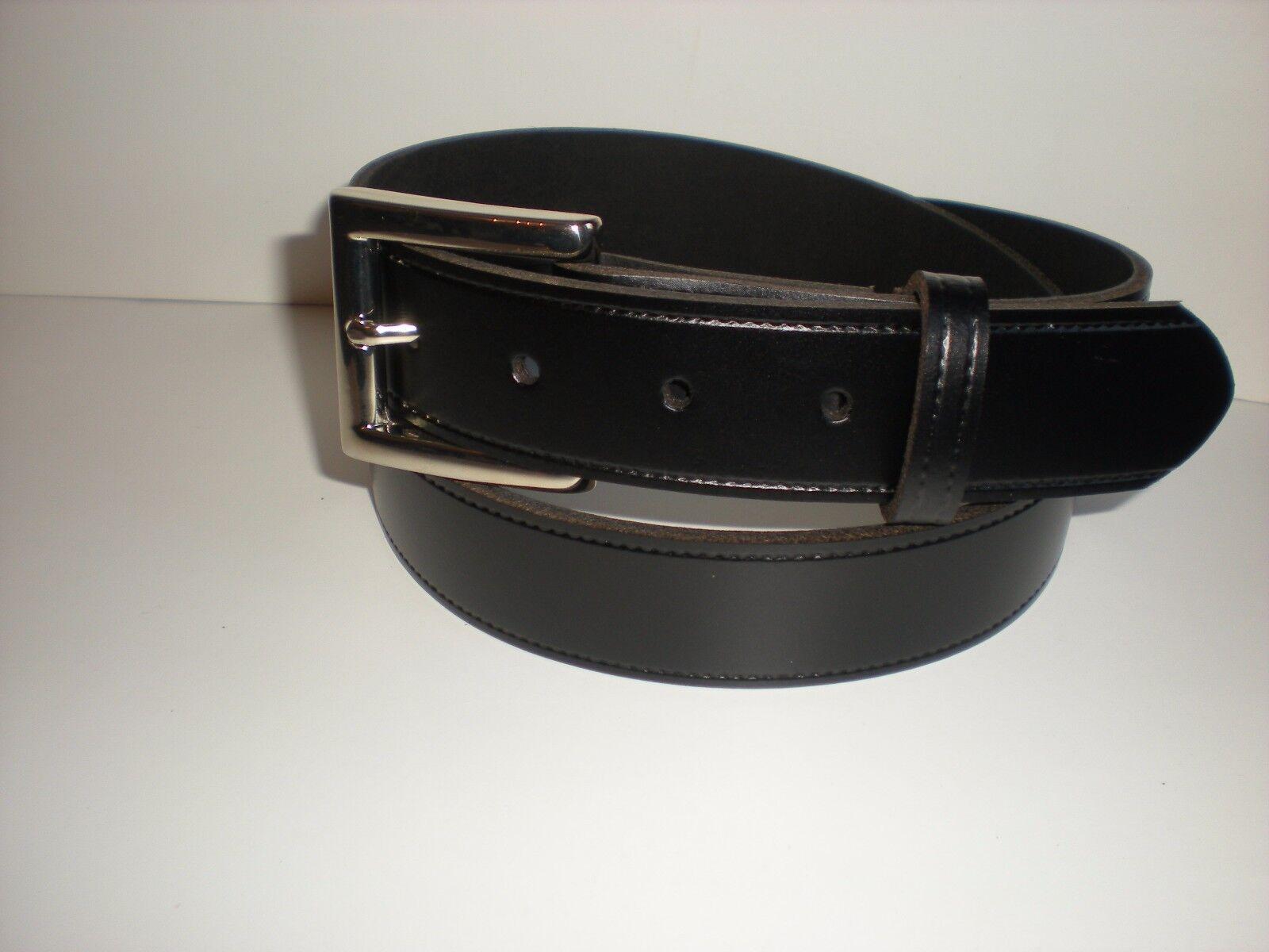 35mm Leder Gürtel schwarz, braun, Marineblau, burgund grün hellbraun und weiß