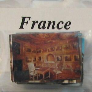 Dollhouse Handcrafted Photo Album with Pictures of Paris Doll House Miniatures