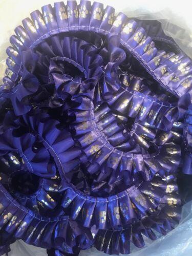 Paw Print ruban à Rosette Makers Crafts 25 mm Largeur x 5 Mètre Longueur