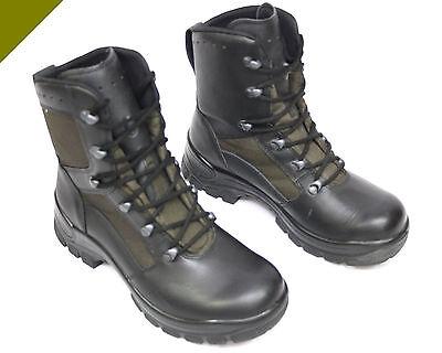 Original Bw Kampfstiefel Haix Tropen Stiefel Leder Bundeswehr Schuhe Outdoor Schuhe & Stiefel Stiefel & Schuhe