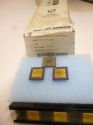 1 Pezzi/1 Piece Imst 425a-g20s 32-bit Transputer 20mhz 50ns 84-pin Pga Inmos New%-