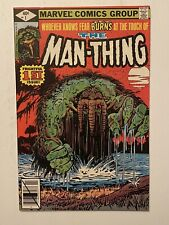 Details about  /Marvel Comics Group The Man-Thing™