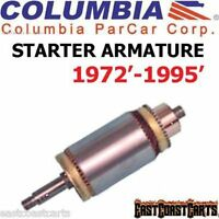 Columbia Par Car - Harley Davidson 1972'-1995' Golf Cart Starter Armature 30083