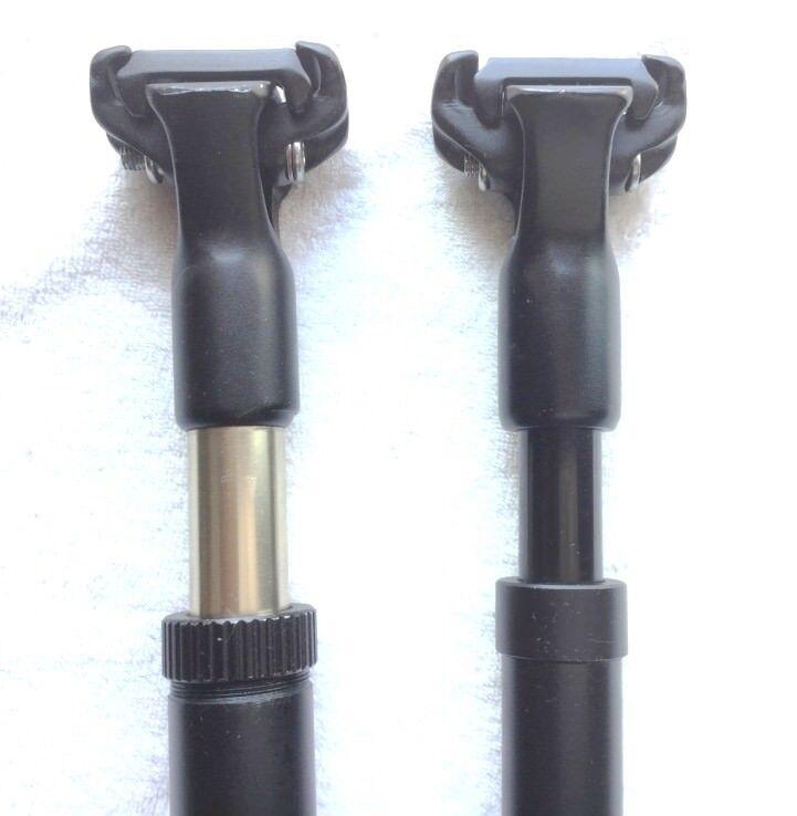 Suspension Sattelstütze  27,2 31,6 mm höhenverstellbar  seatpost 350 mm    Online