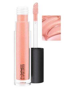 MAC-Cosmetics-Lipglass-NEWEST-STYLE-Mystic-Powers-creamy-peach-New-in-Box