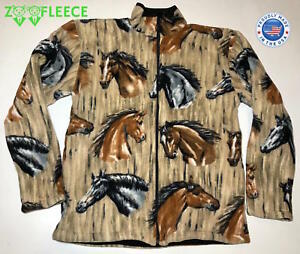e4c6dec8784 Image is loading ZooFleece-Horses-Animal-Horse-Pet-Mare-Sweater-Winter-
