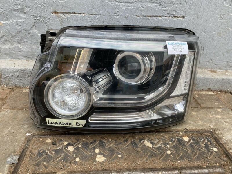 Land Rover Discovery 4 headlight for sale