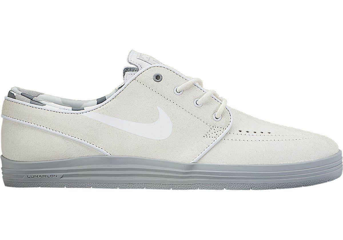 Nike lunar stefan janoski vertice lupo bianco grigio) (514), scarpe da uomo