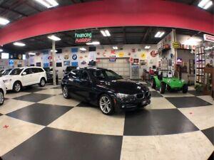 2016 BMW 3 Series 320i xDrive 320I X DRIVE SPORT PKG AUT0 P/SUNROOF