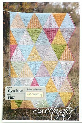 Quilt Pattern ~ FLY A KITE ~ By Sweetwater