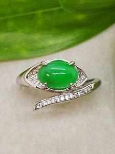 Green-Burmese-Jadeite-Jade-Ring