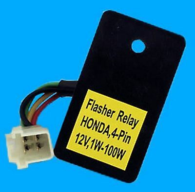 Indicator Relay,for LED and Standard Indicator,fits Honda VFR 800