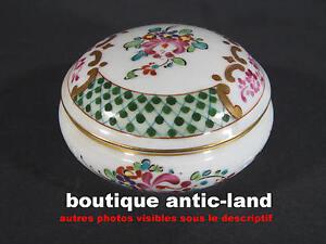 Datant de Limoges porcelaine