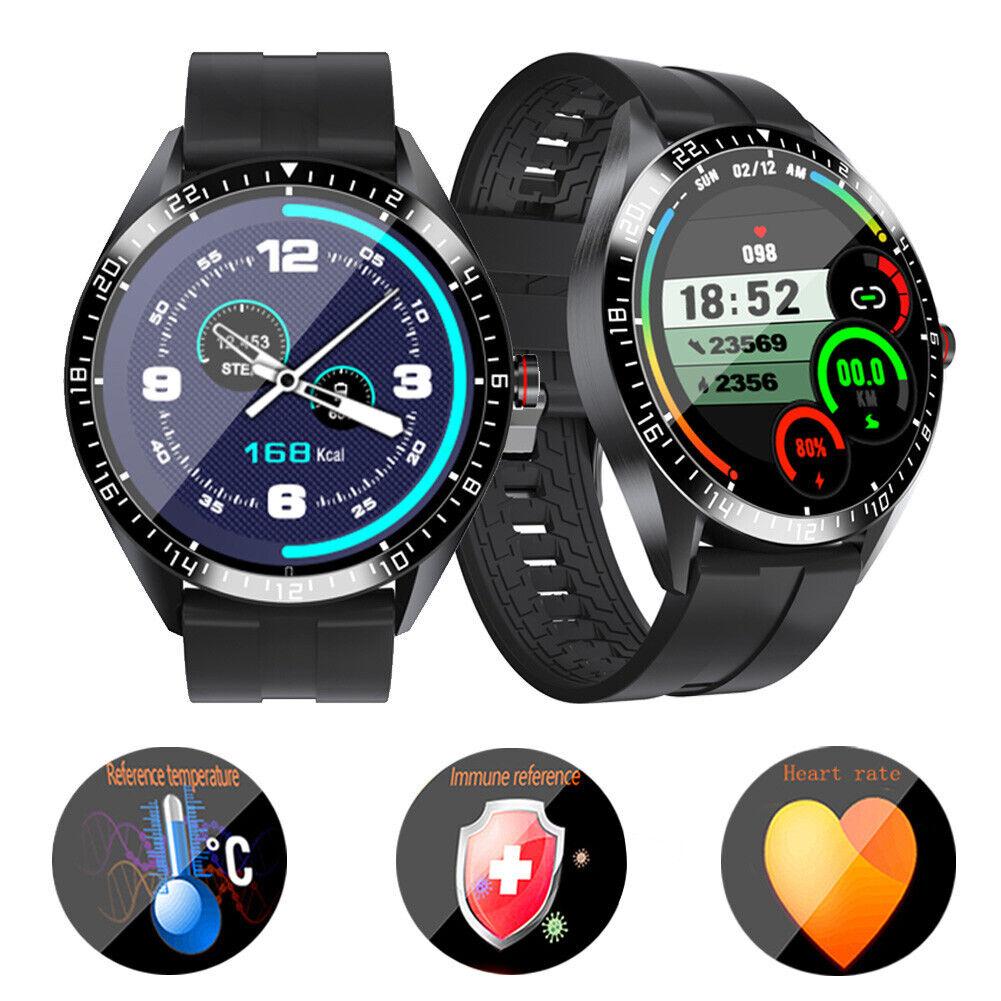 Smart Watch Body Temperature Heart Rate Sleeping Health Monitor Sport Bracelet body Featured health heart monitor rate sleeping smart sport temperature watch
