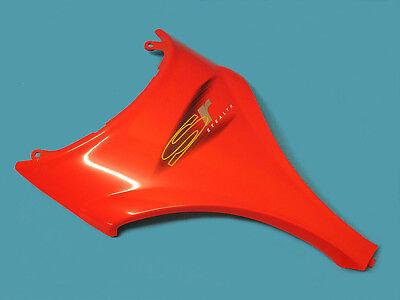 8239406 Cofano Anteriore Con Emblemi Rosso Nero Stealth Aprilia Sr 50 Anno 1997