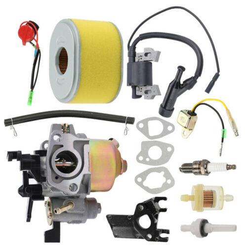 Carburetor Ignition Coil Kit For Honda GX110 GX120 GX140 GX160 GX200 168F