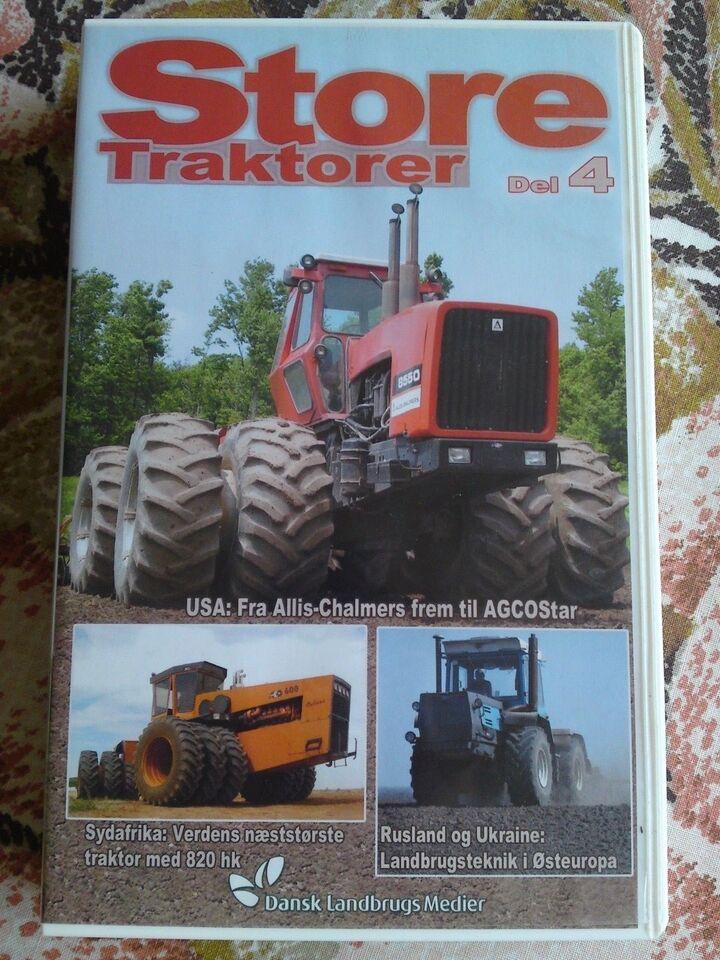 Underholdning, Store traktorer del 4