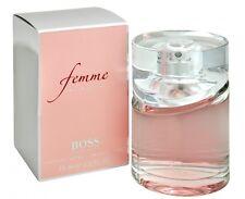 Hugo Boss Boss Femme By Hugo Boss 2.5oz/75ml  Women's Eau de Parfum Spray NIB
