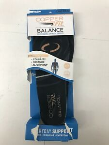 Copper-Fit-Balance-Performance-Orthotic-Insoles-Mens-8-5-10-Women-9-5-11