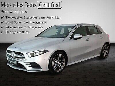 Annonce: Mercedes A200 1,3 Advantage AMG... - Pris 359.900 kr.