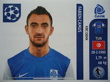 Panini 337 Fabien Camus KRC Genk UEFA CL 2011/12