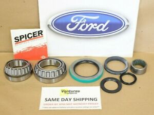 Details about Ford F250 F350 Wheel And Spindle Bearing Seal Kit Dana 60 And  Dana 50 IFS 79-97