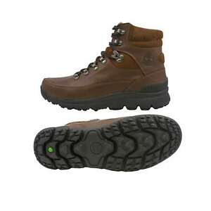 Details about NEW Timberland Men's World Hiker Mid Waterproof Rustproof Leather Hiking Boots