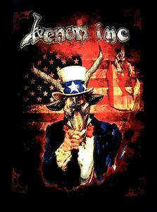 VENOM-INC-cd-lgo-Ave-Blood-Stained-Earth-SAM-GOAT-TOUR-Official-SHIRT-LRG-new