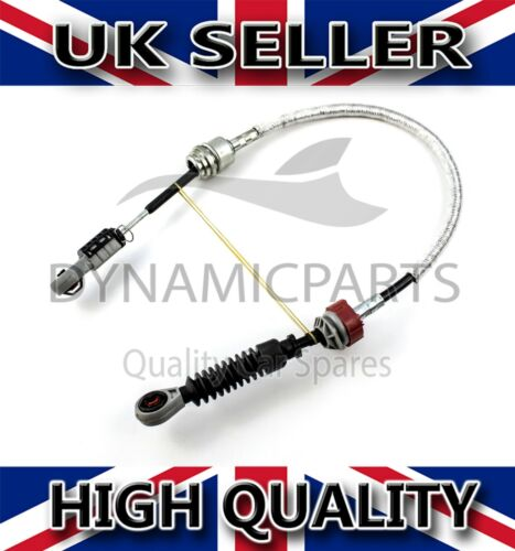 FITS FORD TRANSIT 2000-2006 2.0 DI TDCI FWD GREY GEAR SELECTOR LINKAGE CABLE