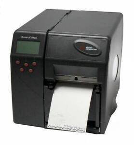 Monarque-9906-M09906LCP-Thermique-Code-Barres-Imprimante-Etiquette-USB-Parallele