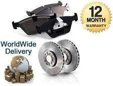 Para Citroen Xsara Coupe 2.0 Vts 2000-2002 Frontal discos de freno de configurar y almohadillas de Disco Kit