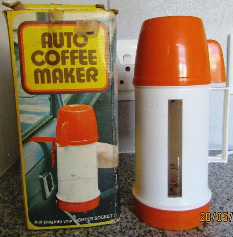 Car Coffee Maker - 12V