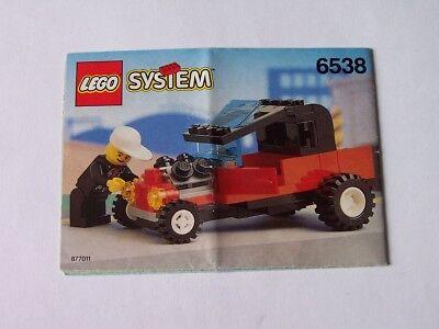 KöStlich Lego® Bauanleitung Instruction Nr 6538 Hitze Und Durst Lindern.