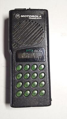 Betriebsfunkgeräte Betriebsfunkgerät Motorola Gp-600 Rohstoffe Sind Ohne EinschräNkung VerfüGbar