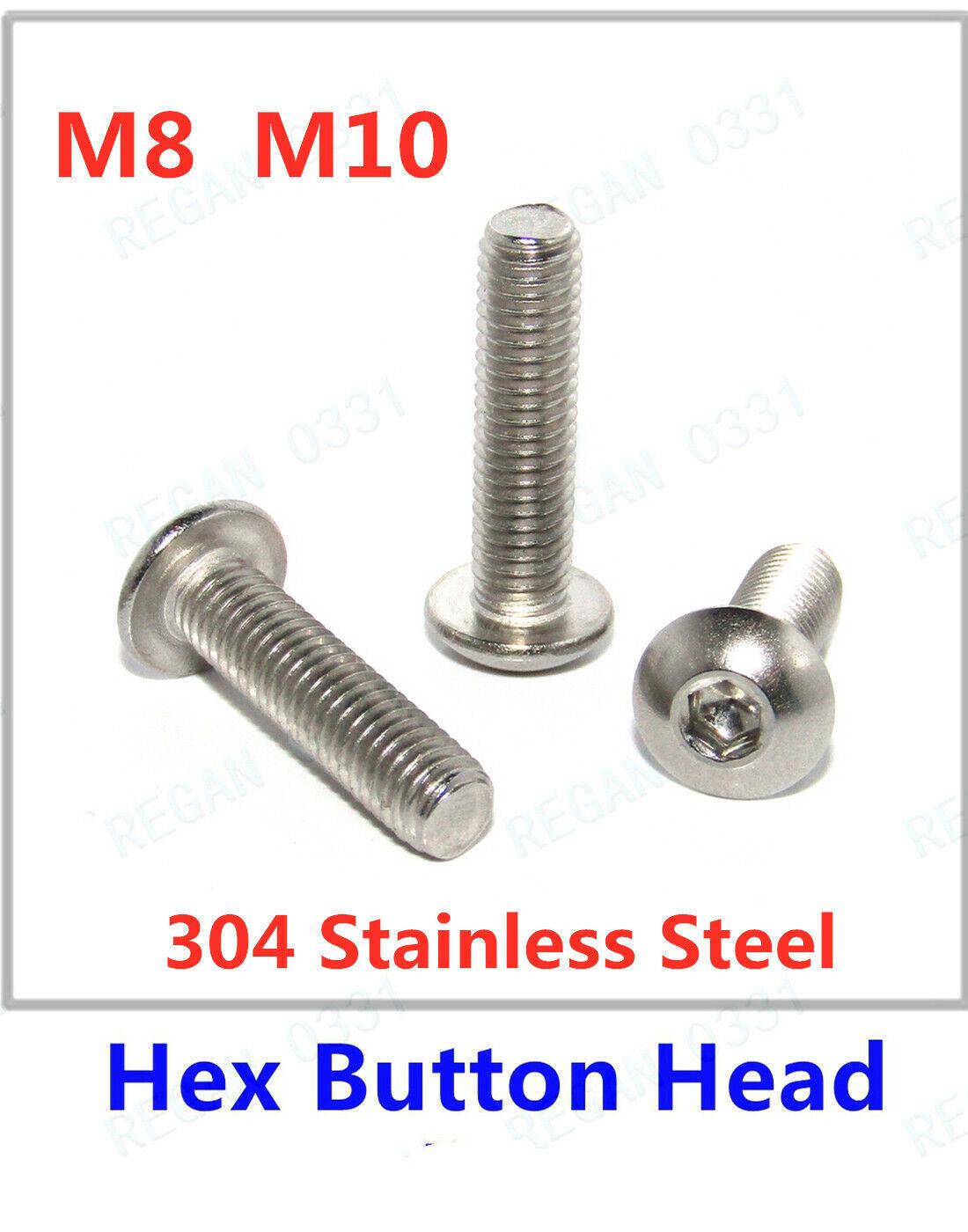 Screw 3 Pcs M12 x 80mm Hex Nut Expansion Anchor Screws Bolts