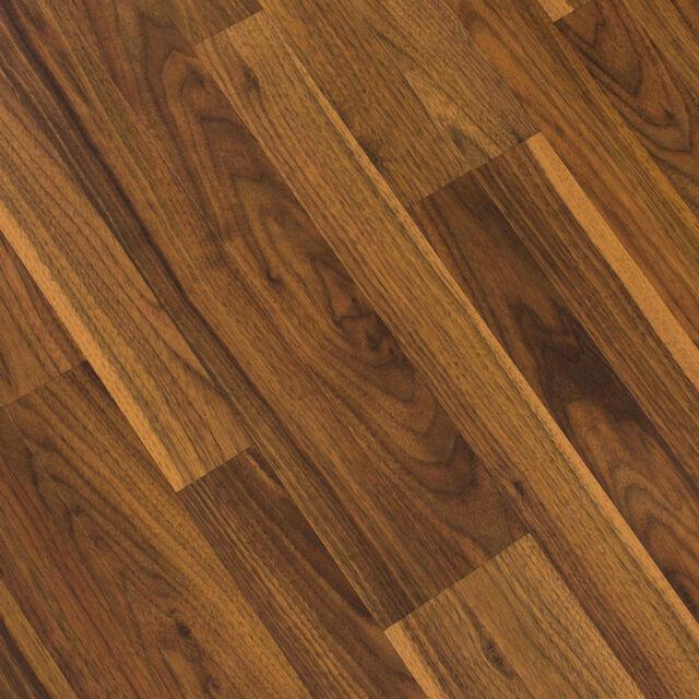 7mm Laminate Wood Flooring Ac3 Kronoswiss Utah Walnut D303w Floor