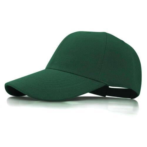 Unisex Fashion Blank Plain Baseball Cap Snapback Hat HipHop Street Dance bboy BE